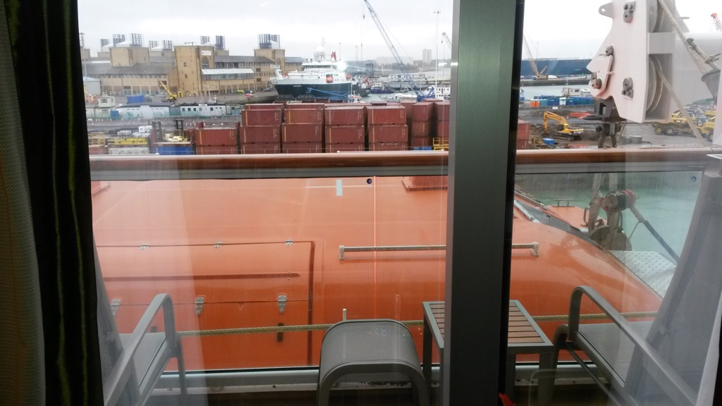 Obstructed View Cabins On Britannia Cruise Critic Message Board - What is obstructed view on a cruise ship