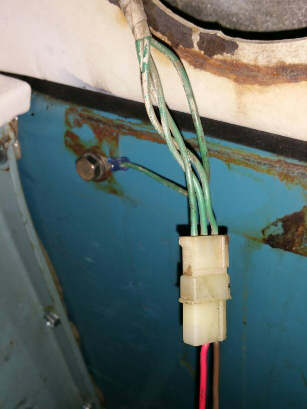 Terra Top Cargo Light Switch (Dome & Courtesy Light Wiring ...