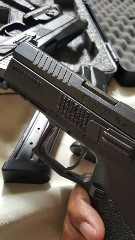 New CZ P-07 and P-09 pics and impressions and surprises [Archive