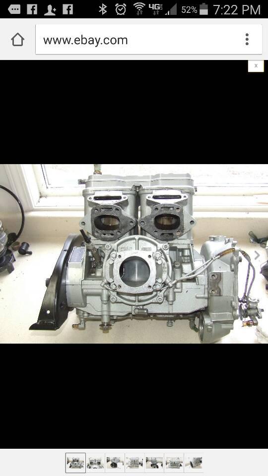 2000 Gtx RFI 787 motor swap - has spark,fuel,compression, and