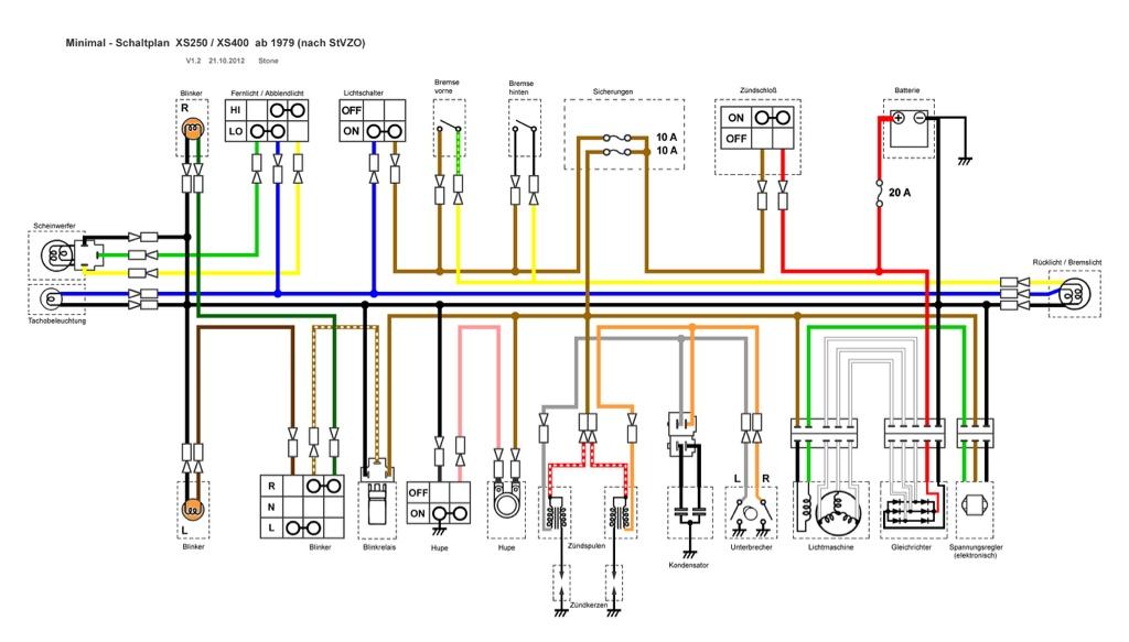 Regler und Gleichrichter mit m-unit - Seite 5 - caferacer-forum.de