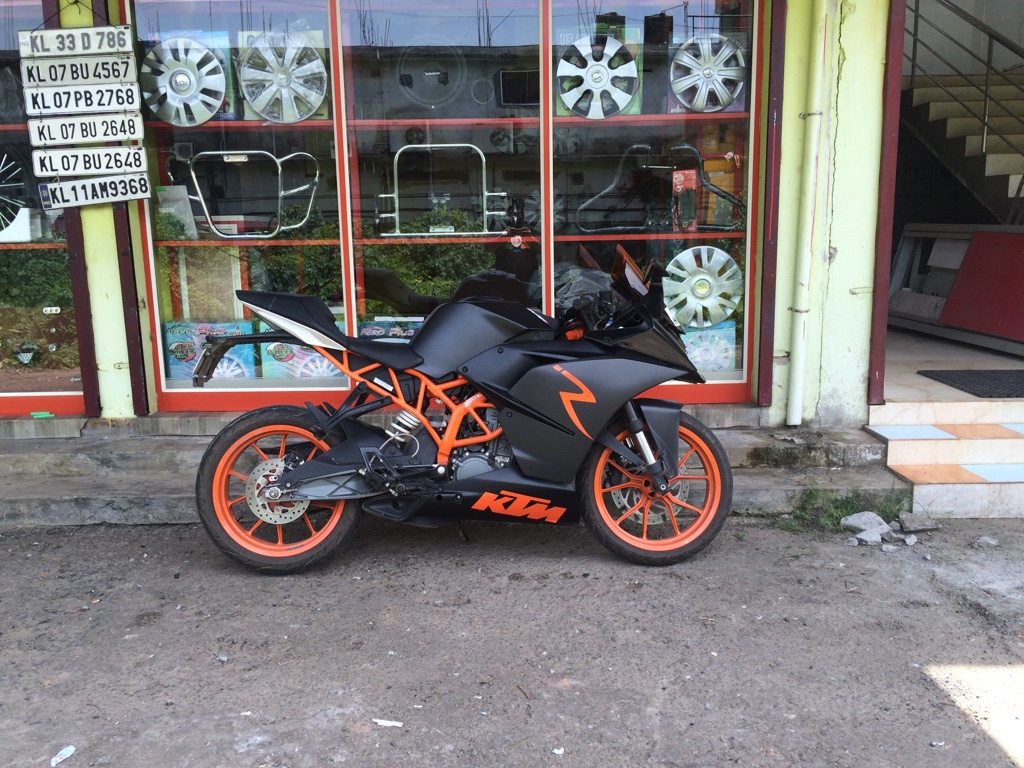 Ktm Rc 200 Owners Experience Thread Xbhp Com The Global Indian Biking Community