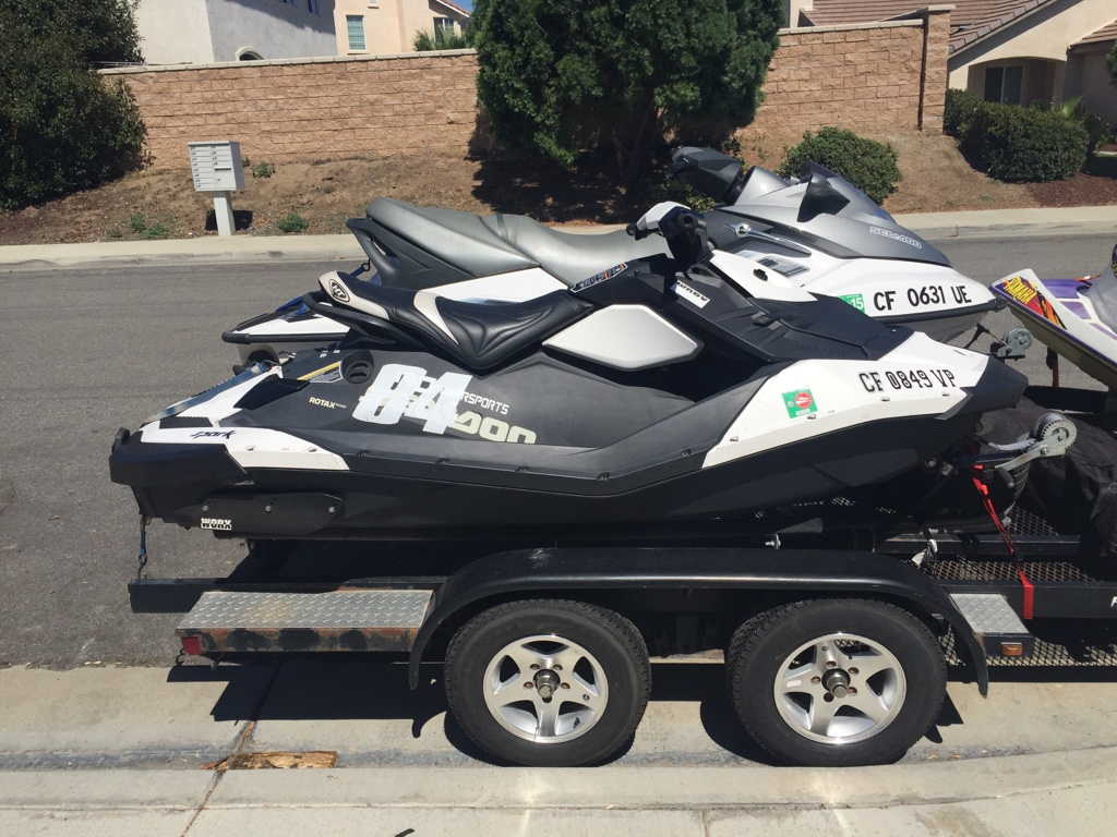 Sea doo spark mods