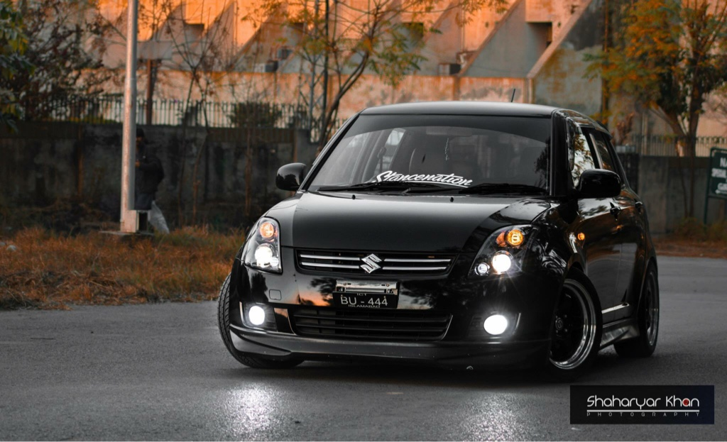 modified SWIFT 2010 in pakistan - 51425fc9af9a55bf95a31be7eab19db9
