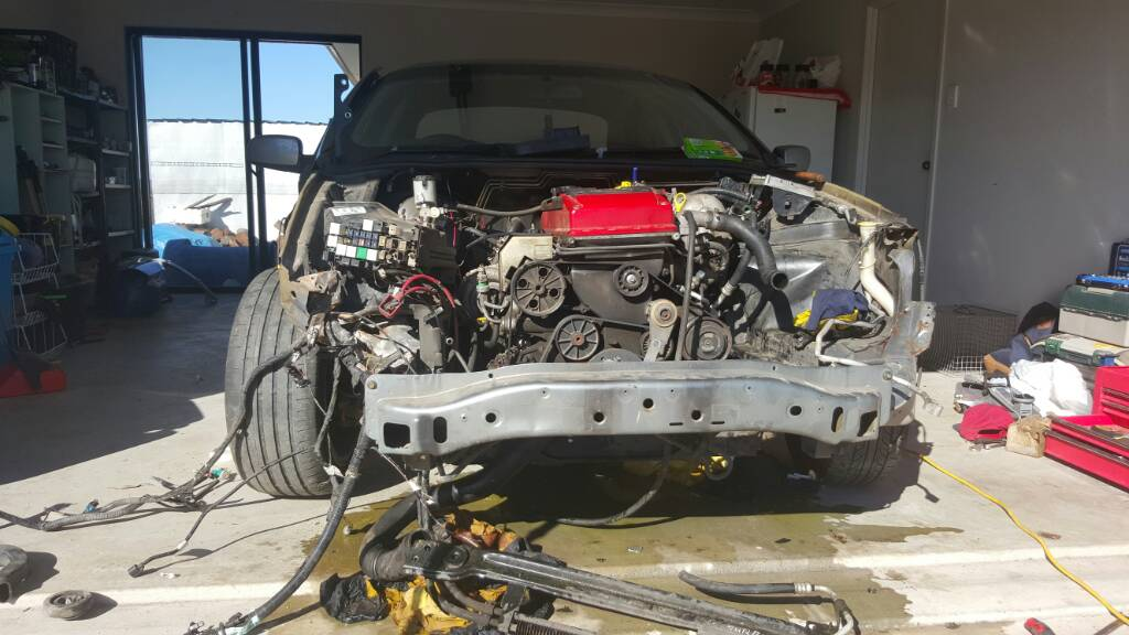 Boosted Falcon • View topic - Ed xr6 turboed barra conversion