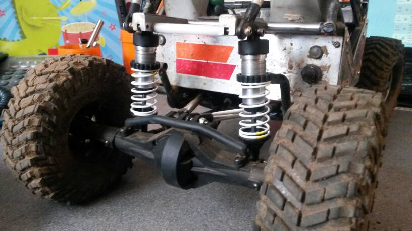 2 car build - Rock, Trail and Scale Crawlers - MSUK RC Forum