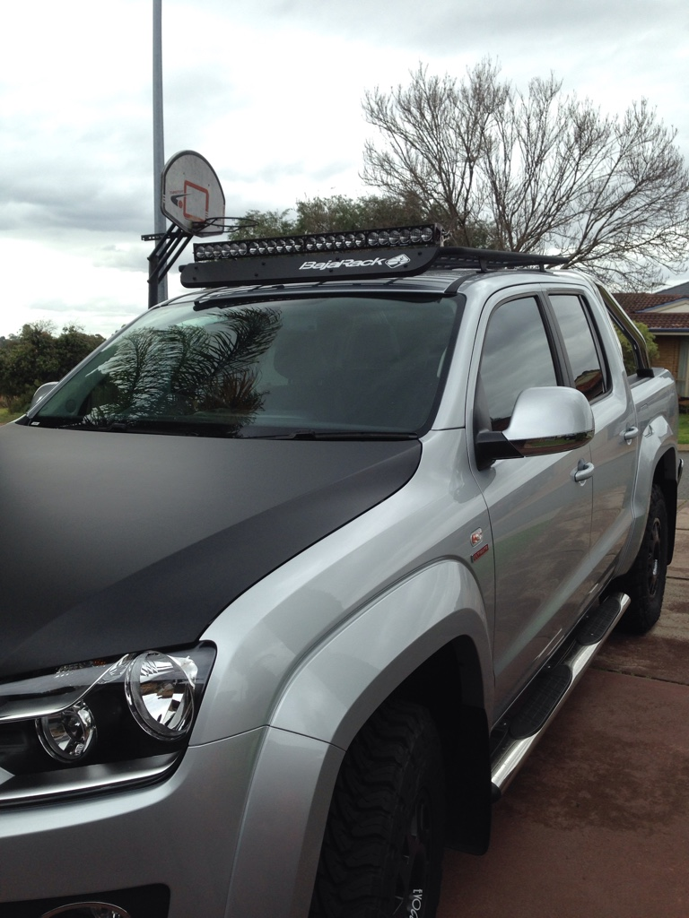 Spot lights and LED Bars [Archive] - AusAmarok - Volkswagen