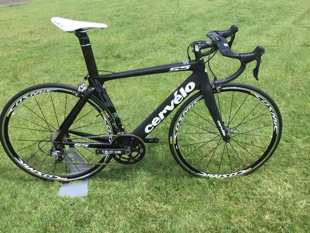 Nuevo Cervelo S5 Talla 54 Foromtb Com ~ Bicicletas Segunda Mano Salamanca