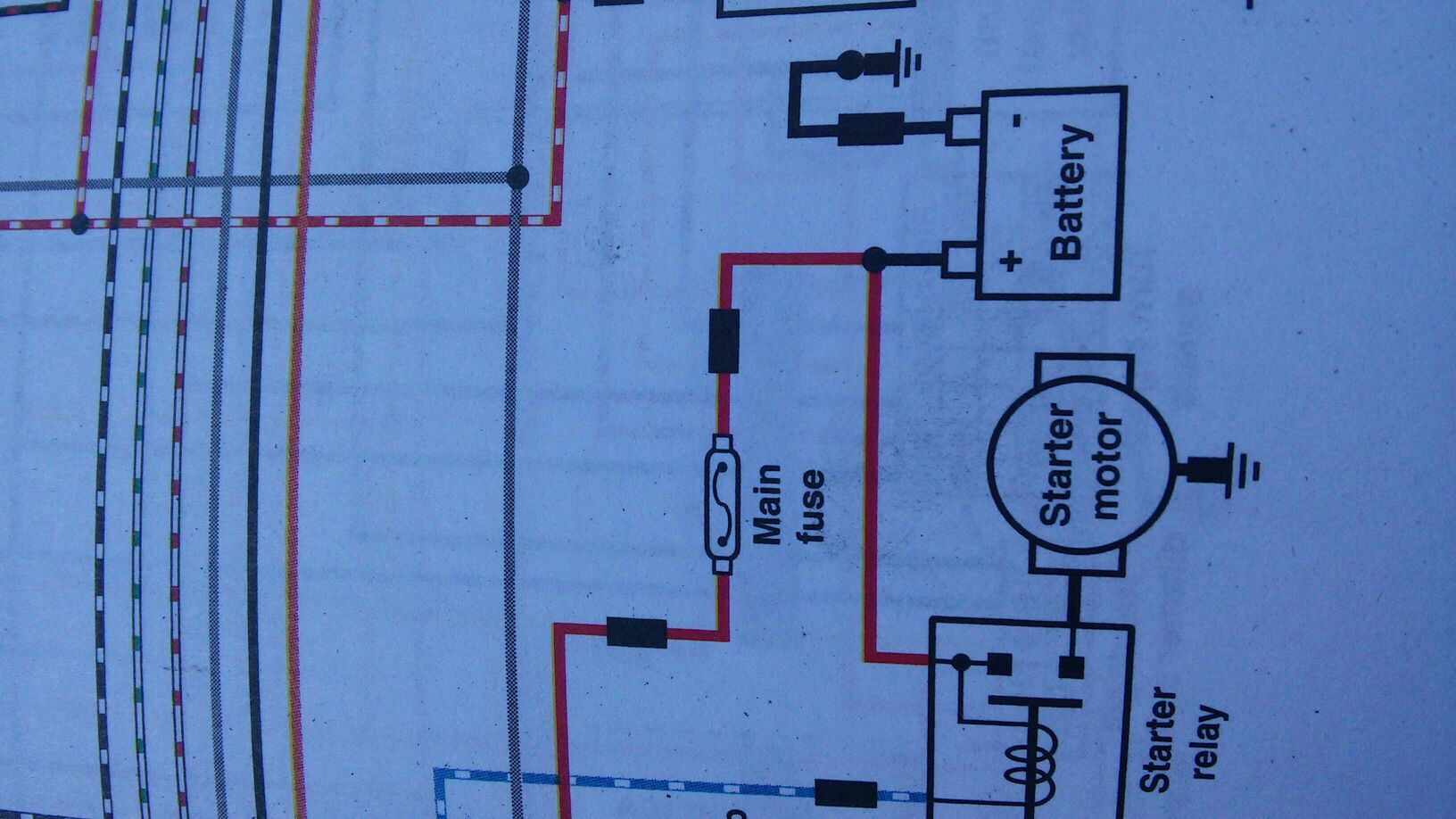 Lost All Electrical Power 94 Vmax 1200 Wiring Diagram Sent From My Lgls885 Using Tapatalk