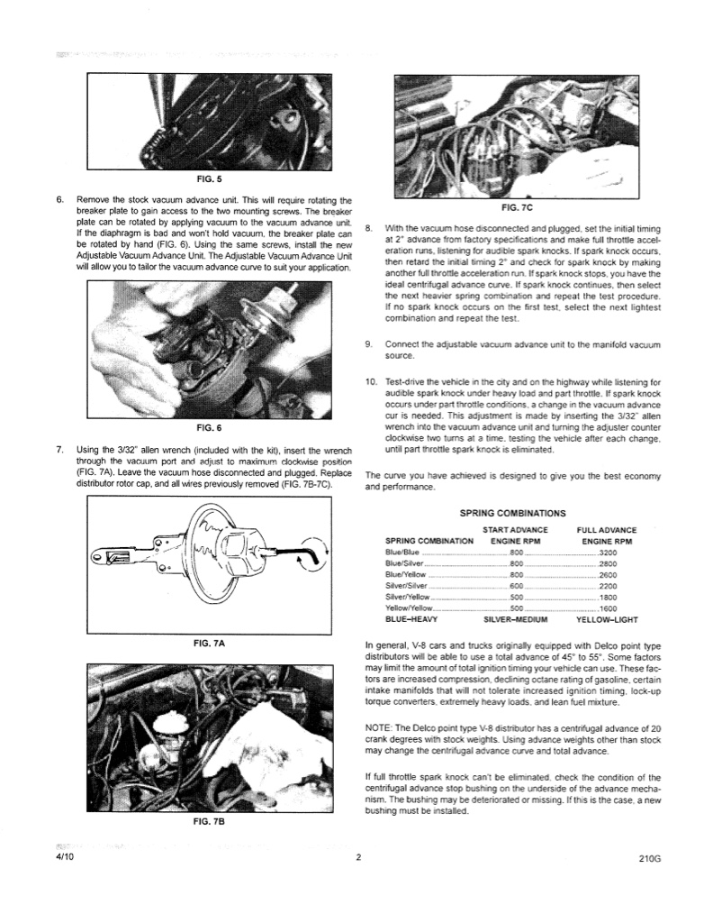 1971 445 timing for rookie | Page 2 | V8buick com