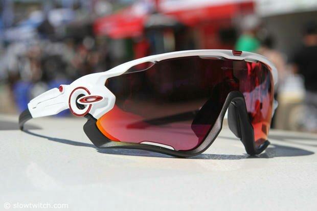 Oakley Jawbreaker Blancas