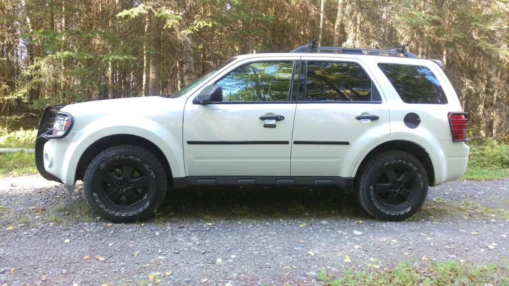 Lifted Ford Escape >> Escape City Com View Topic What Lift For Me