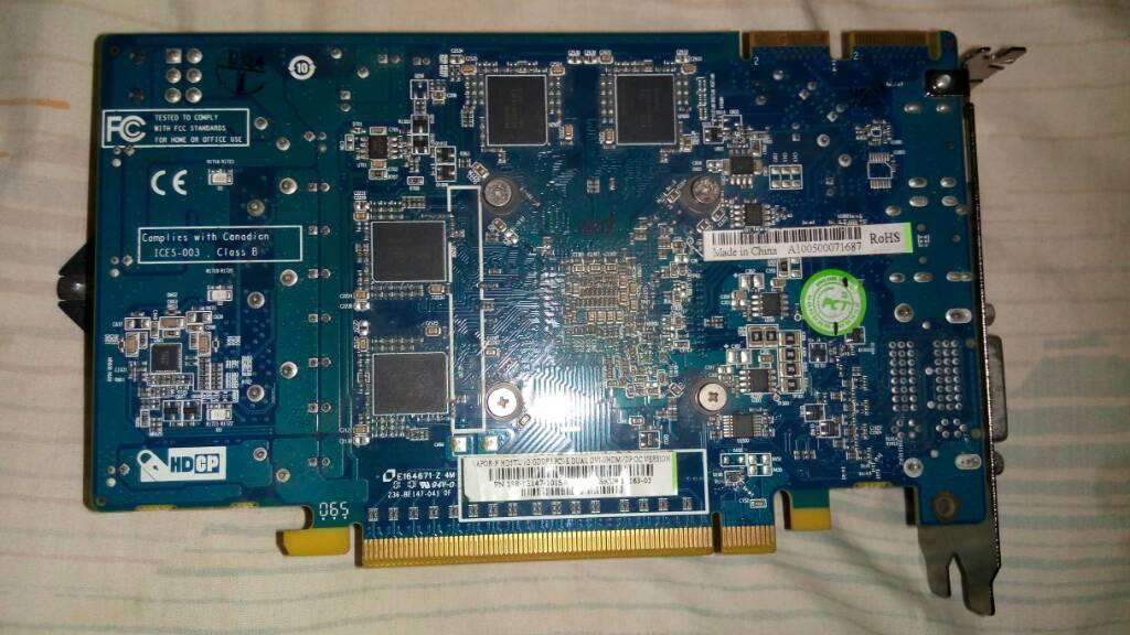 Bios / Flash chip location in gpu card  - Overclock net - An