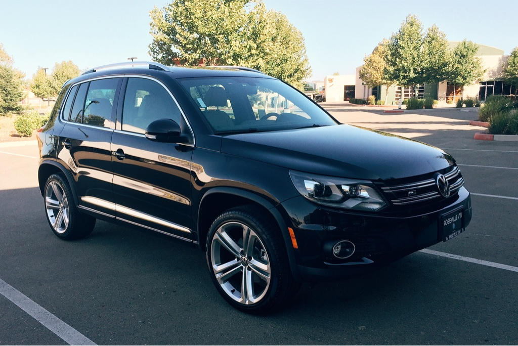 2016 Volkswagen Tiguan SEL Baltimore MD | Perry Hall White Marsh ...