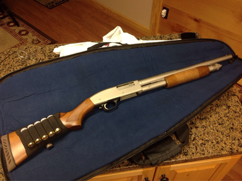 Superb Mossberg Owners
