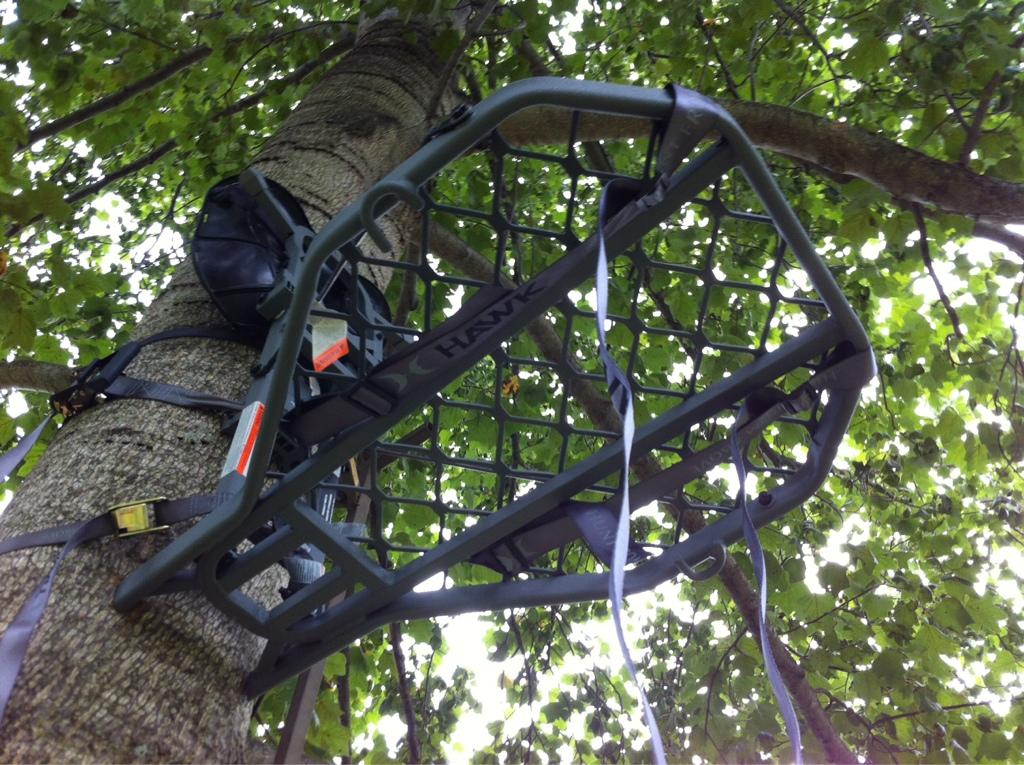 Hawk Treestand Review E5db914a250548285cb81dcc00b32af0