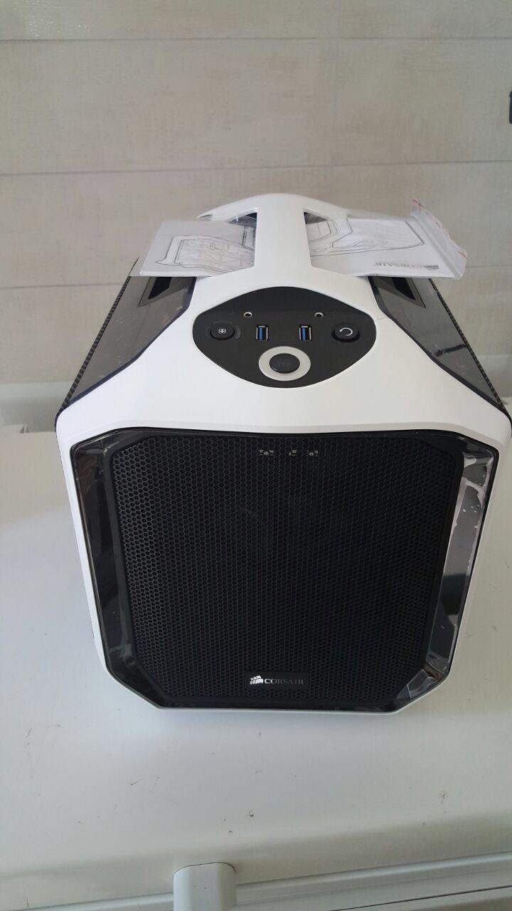 [lo] CORSAIR 380T WHITE in Componenti Hardware