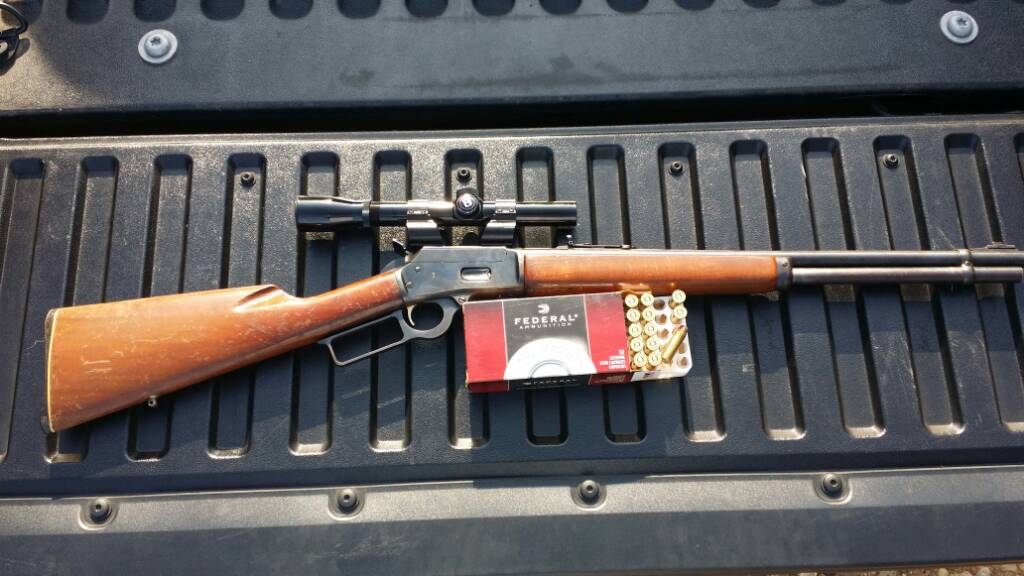 Thinking about refinishing my lever gun | Bushcraft USA Forums