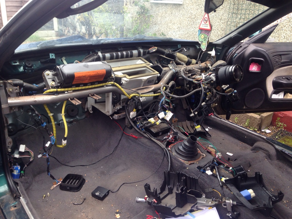 S14 Engine Fuse Box Diagram Trusted Wiring Relocation Nissan Sentra