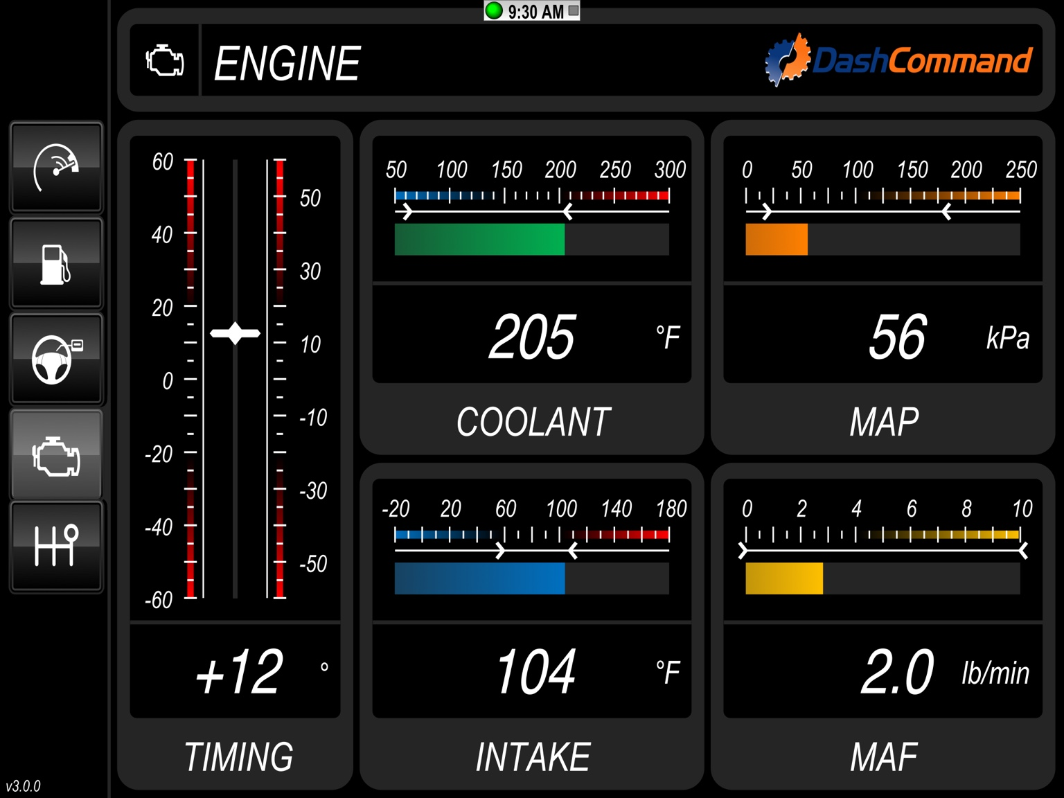 Does the Torque App actually work and is it accurate?   Audi