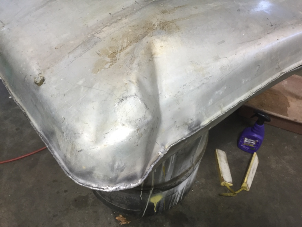 Left Fuel Tank needed for PA-18