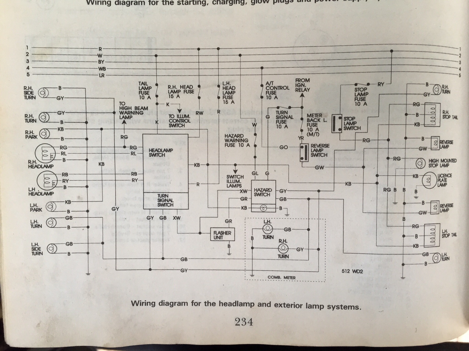 Reverse Light Wiring Diagram from images.tapatalk-cdn.com