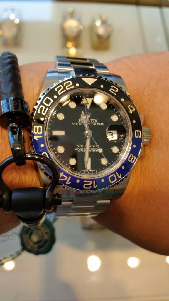 Rolex Gmt Master Ii Blnr Waiting List