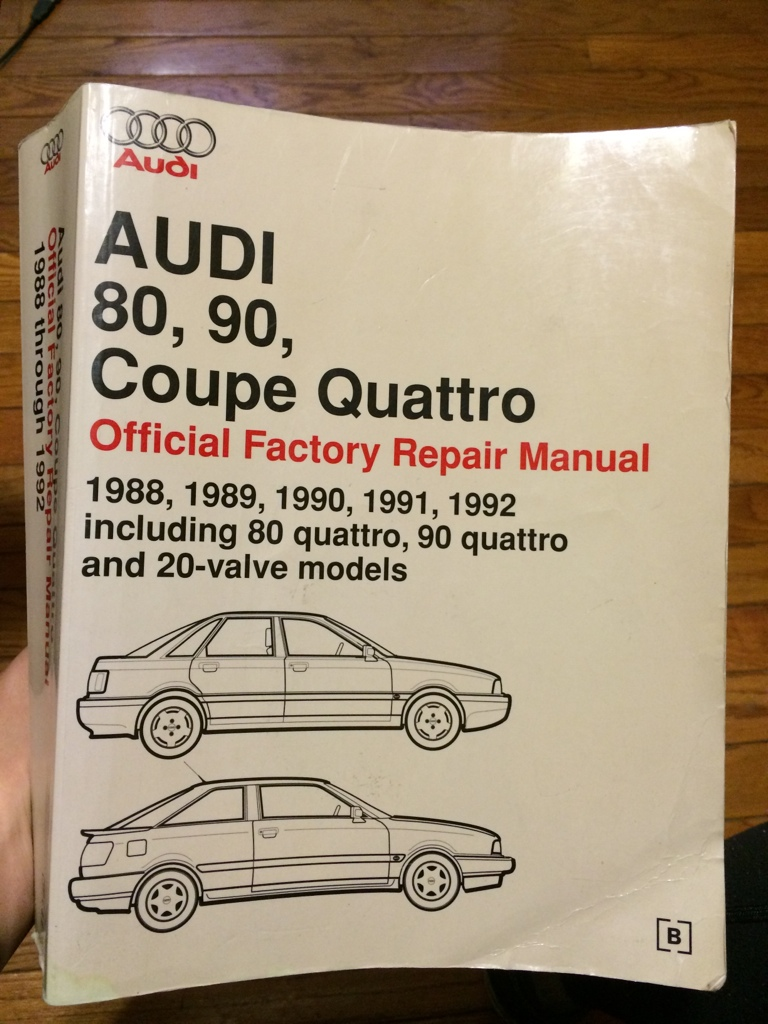 List Of Synonyms And Antonyms The Word Audi 80 Manual 1992 Electrical Diagram Workshop Manuals Workshopmanualcom