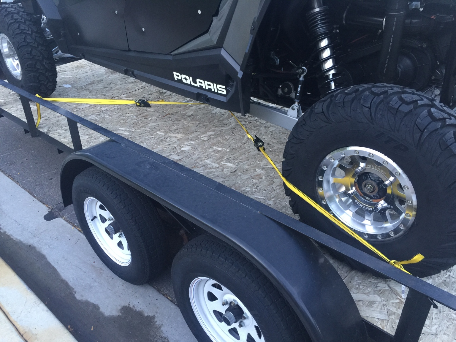 What's your Rzr tie down set up? - Page 10 - Polaris RZR