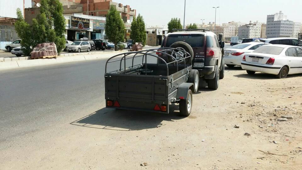 صور تجهيز  عربه قلص  او مقطوره