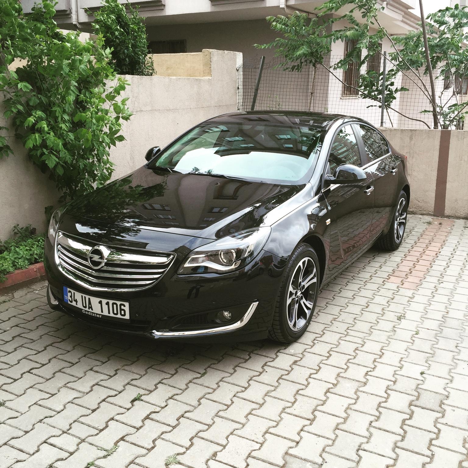 Satilik 2015 Trafik Cikisli Opel Insignia 3000 Km