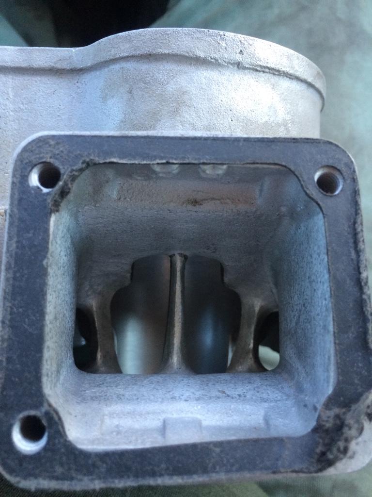 Cheetah cub cylinder hjr drag port 250$ - For Sale - Parts