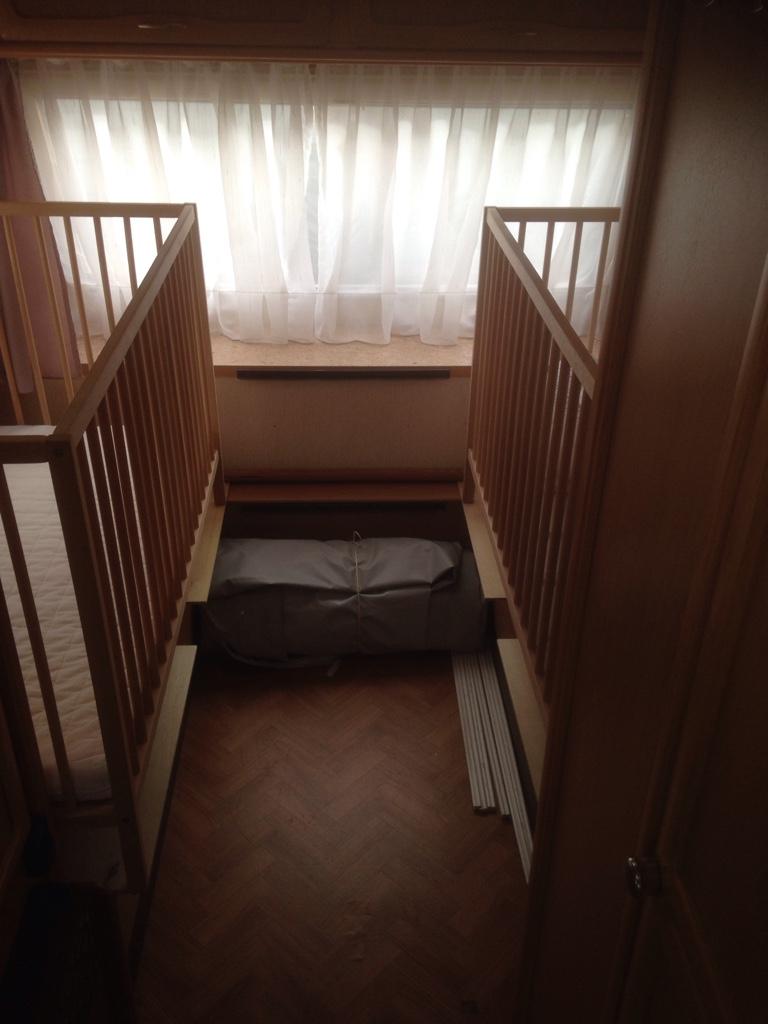 Caravan forum.nl • toon onderwerp   babybed/ ledikant