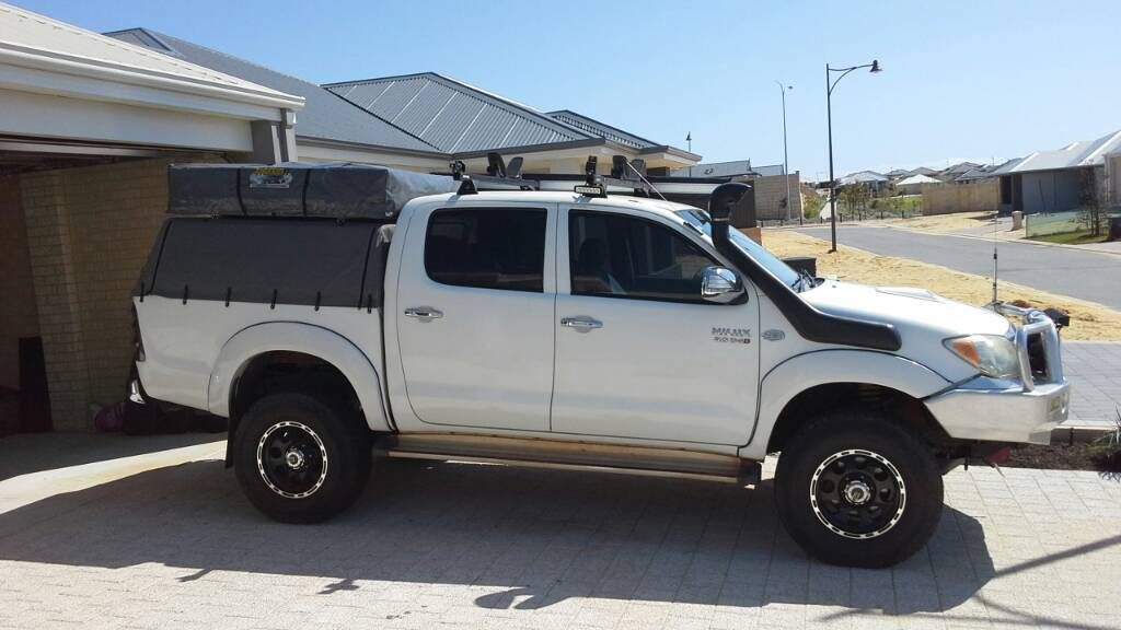 Image & NewHilux.net u2022 View topic - my 07 sr hilux