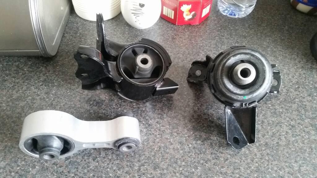 Mazda 6 Forum Zawieszenie Silnika Poduszki Silniki I