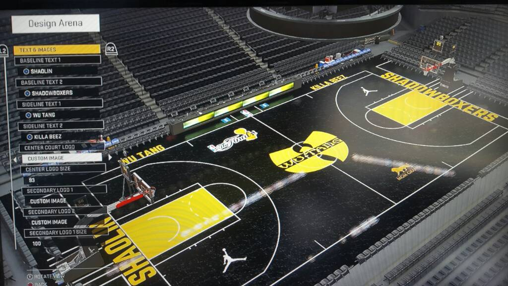 Nba 2k16 Court Designs And Jersey Creations Page 13 Operation