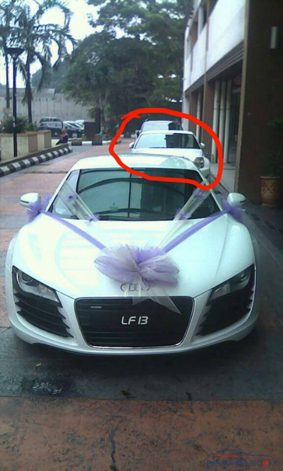White Audi R8 Spotting Hobbies Other Stuff Pakwheels Forums