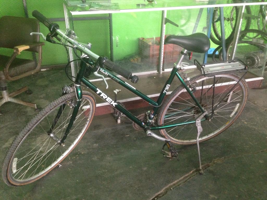 Comparte la foto de tu híbrida « Foro de cicloturismo y viajes en ...