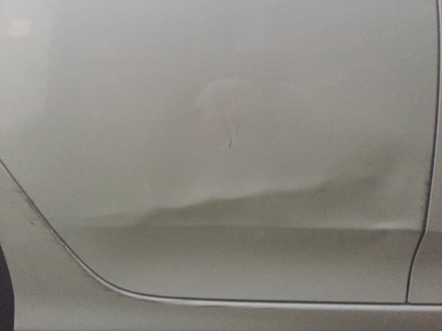 Honda City Dent (Suggest what to do) - 40c89e8ea829f57e20e1e761d50c3eb9
