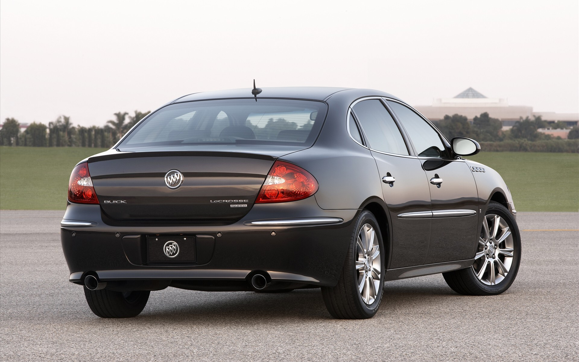The I didn t know these existed Buick LaCrosse Super