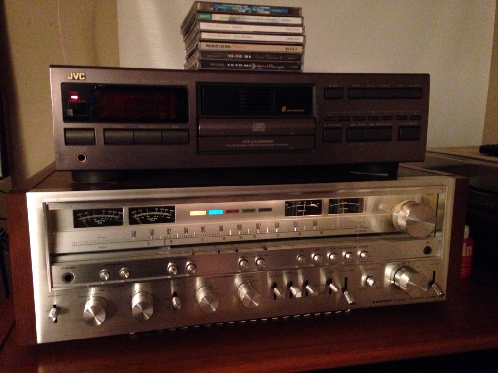 OT: Vintage Stereo setup (pic page 6) [Archive] - The Paceline Forum