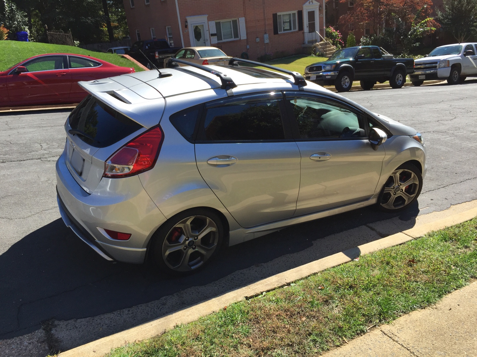 Ford Fiesta Roof Rack >> Ford Fiesta Roof Racks South Africa 12 300 About Roof