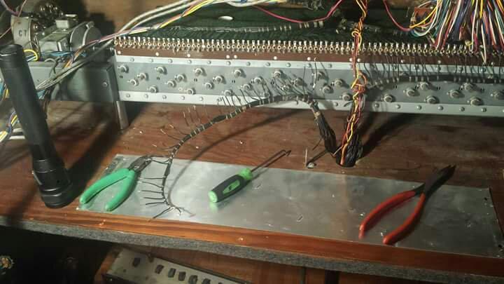 64 Hammond C-3 organ full restoration - The Garage Journal Board on