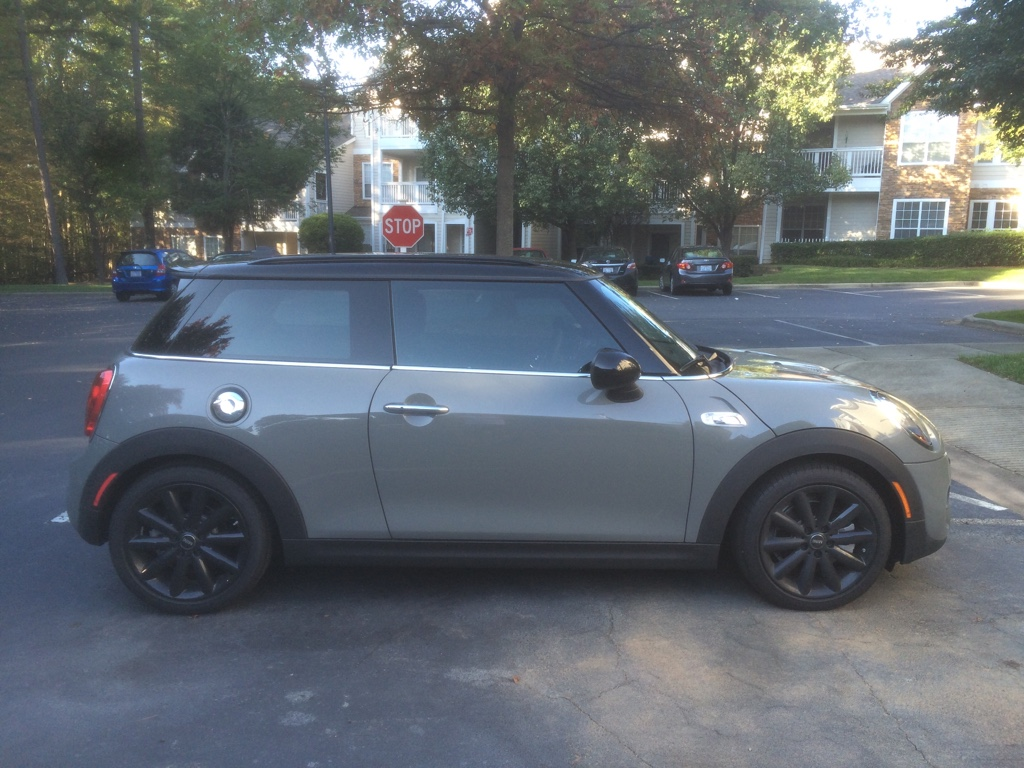 Moonwalk Grey Or Thunder Grey 2015 Mini Cooper Forum
