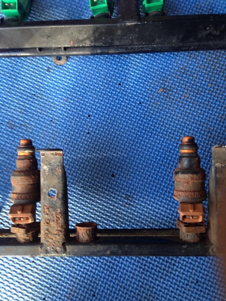 VWVortex com - Vr6 vacuum leak running RICH