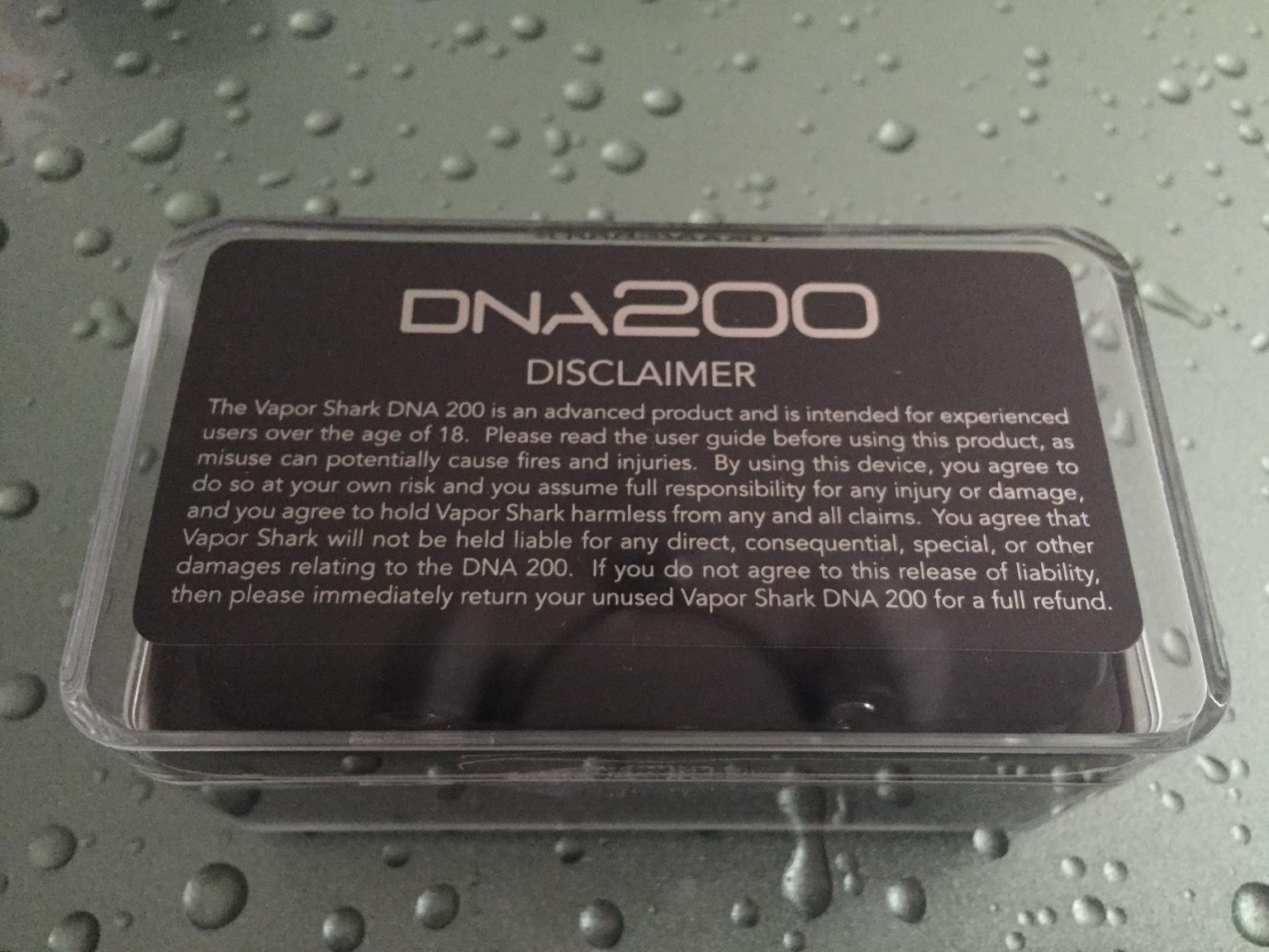 Vapor Shark DNA 200 - Акула на стероидах от Evolv 066