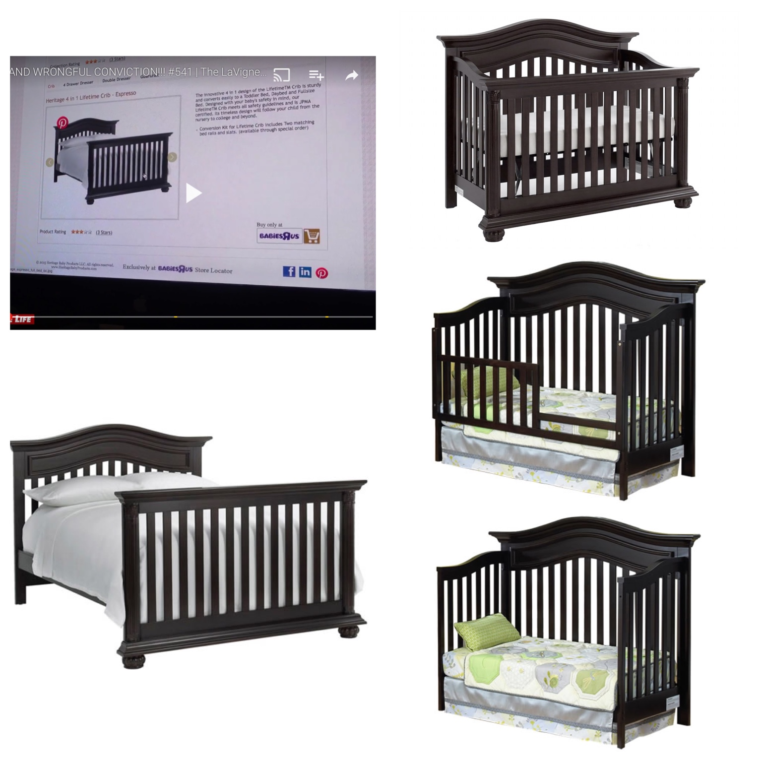 Baby bed for two year old -  Both At Age Where They Can Now Both Use Toddler Beds But Their Parents Are Turning The Crib Into A Fullsize Bed Which Is To Big For An Almost 3yr Old