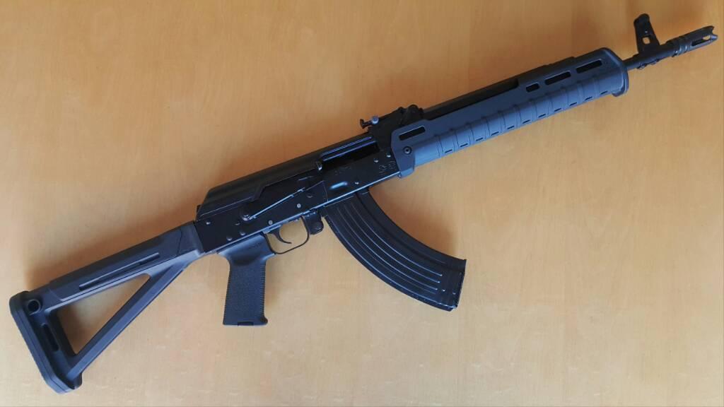 Magpul Zhukov handguard as low as $56 58 plus shipping
