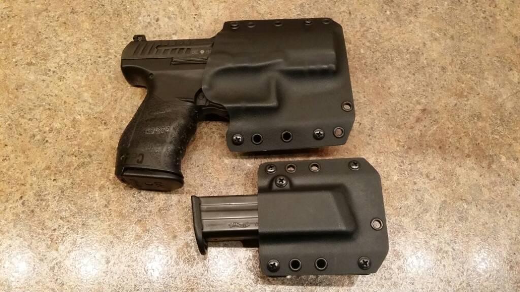 Bravo Concealment RTT holster - WaltherForums