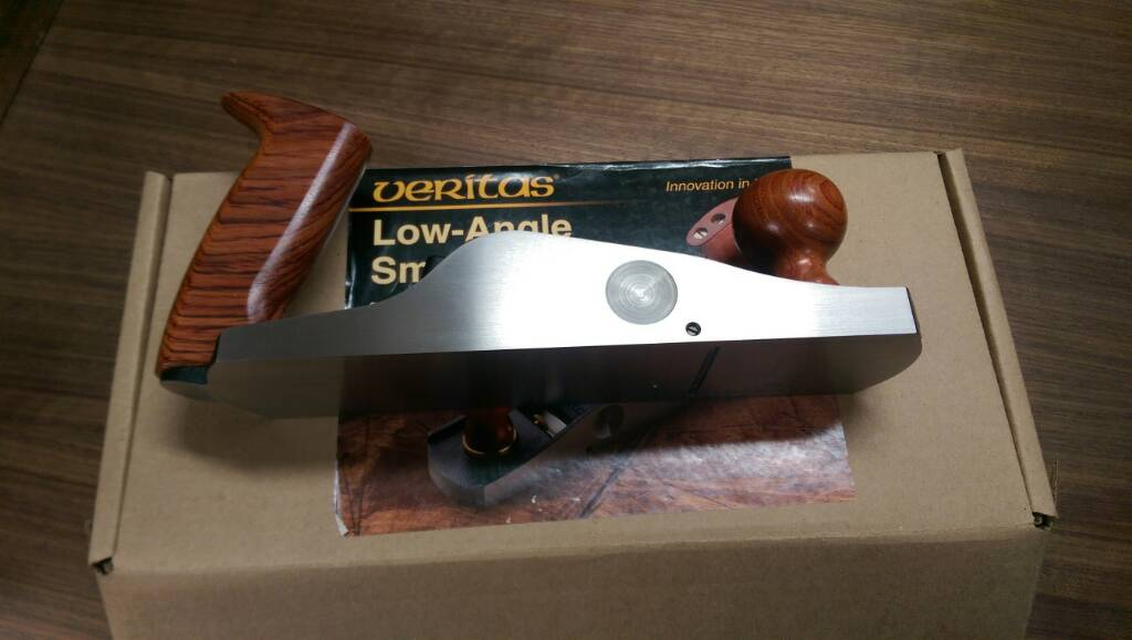 Veritas Low Angle Smoother Marketplace Wood Talk Online